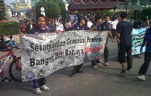 Tiga Kampus di Jakarta ini, Gencar Perangi Narkoba