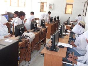 Tingkatkan Kemampuan Siswa, Pembelajaran di SMK Dilengkapi Simulasi Digital