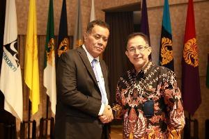 Selamat, Ari Kuncoro Terpilih Jadi Rektor UI