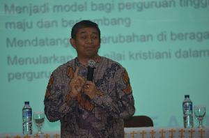 Prof Eko Indrajit: Dosen Sebagai Panutan, Referensi, dan Pemimpin