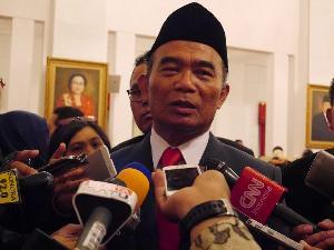 Menteri Muhadjir Ajak Masyarakat Jadikan Pancasila sebagai Landasan Kerja