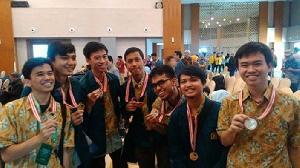 Ajang ON-MIPA Perguruan Tinggi, ITB Dominasi Perolehan Medali