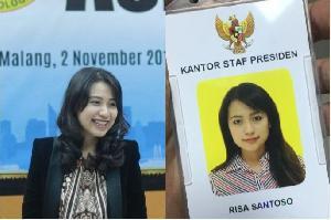Risa Santoso, Rektor Termuda di Indonesia