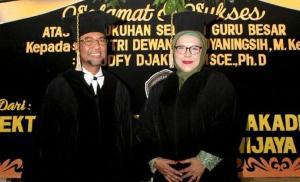 Bertambah, Dua Guru Besar di Universitas Brawijaya