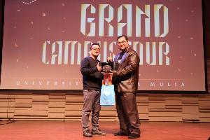 Grand Campus Tour 2019 Universitas Bunda Mulia, untuk Tanggap Era Bisnis Digital