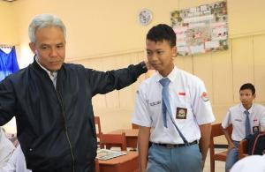 Jateng Resmi Terapkan Pendidikan Antikorupsi di Sekolah