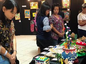 "300 Karya Seni SDK PENABUR Jakarta Digelar  dalam Pameran  ""Aku Indonesia"""