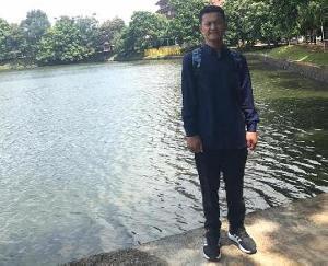 Syahrul, Anak Penyapu Jalan yang Jadi Mahasiswa Kedokteran UI