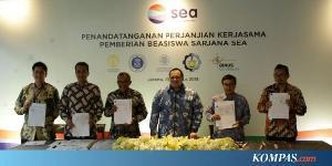 Mahasiswa S1!  Ada Beasiswa dari Sea Group, Cek Syarat di Sini