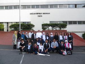 Kesempatan bagi 40 Tenaga Kependidikan,  Sekolah Indonesia di Luar Negeri
