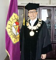 Rektor Unsada, Dr H. Dadang Solihin, SE, MA