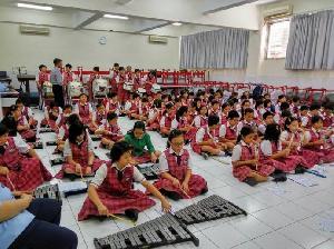 Dukung Anak Aktif di Kegiatan Ekstrakurikuler Sekolah