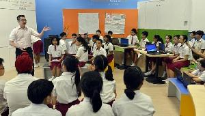 Geliat Pendidikan Vokasi di Singapura