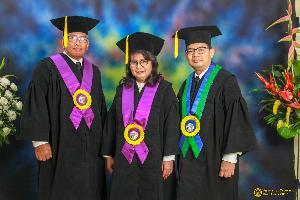 Pengukuhan Tiga Guru Besar UI Ilmu Kesehatan