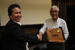 Gandeng BKKBN, UPH Dorong Mahasiswa Kembangkan UMKM melalui Magang