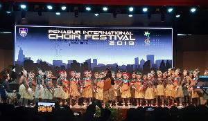 Grand Prix dan Closing Ceremony PICF 2019 Berlangsung Meriah