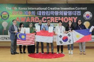 Bikin Bangga, Dua Mahasiswa Daerah Ini Ukir Prestasi di Korea