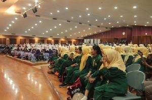 Sosialisasi D3 Farmasi UPH Dihadiri Ratusan Siswa SMK