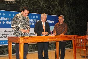 Magister Hukum UPH Jalin Kerjasama dengan Pemprov DKI Jakarta