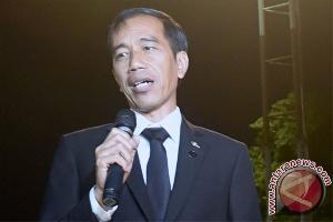 Pesan Jokowi Ke Praja IPDN: Bangun Birokrasi Bersih