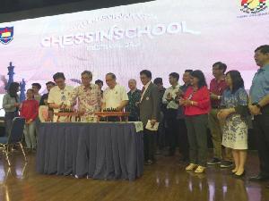 Chess in School,  Ajang Pecatur Muda Berkompetisi