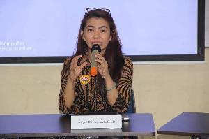 UKI Gelar Bedah Buku Seputar Deradikalisasi di Indonesia