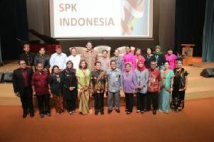 Konvensi Nasional IV SPK  'Kolaborasi dan Berkontribusi' bagi Negeri