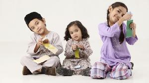 Mengajarkan Esensi Perayaan Idul Fitri kepada Anak