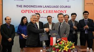 Vietnam National University Ajarkan Bahasa Indonesia