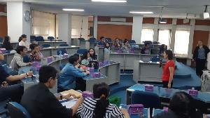 Hadapi Era Kompetitif, Mahasiswa Didorong Kembangkan Kemampuan Digital