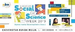 Meriahnya Gelaran Social Science Week 2019 UBM