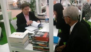 Di Ajang London Book Fair 2019, Penerbit Asing Beli  23 Hak Cipta Buku Indonesia