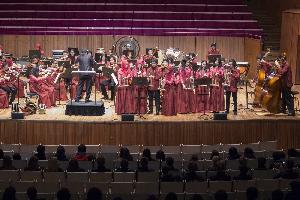 Orkes Simfoni UI Mahawaditra Raih Medali Perak pada Festival Musik Australia