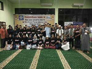 Bulan Ramadhan, UBSI BSD Kenalkan Web Programming kepada Anak Yatim