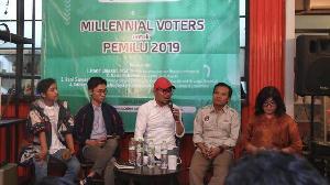 Tiga Kementerian Ini Tegaskan,  Milenial Jangan Golput