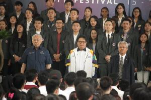 Enggartiasto Ajak Mahasiswa Baru UPH Memberikan Kontribusi pada Bangsa