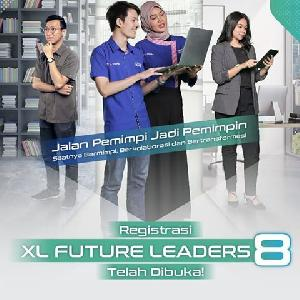 Kembali Digelar, Beasiswa   XL Future Leaders 8