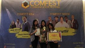 Mahasiswa Ilkom UPH Juara Kompetisi GoPRO