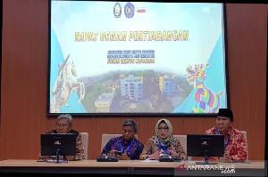 Rektor IPB Terpilih sebagai Ketua Forum Rektor Indonesia 2020-2021