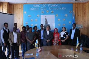 Kemitraan Indonesia - Ethiopa di Bidang Pendidikan dan Penelitian