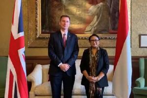 Kemitraan RI - Inggris di Bidang Pendidikan Kian Diperkuat