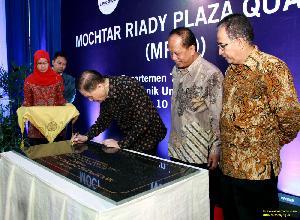 FTUI Siap Kembangkan Riset Nanotechnology Indonesia