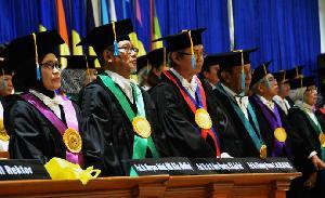 Indonesia Masih Minim Jabatan Guru Besar
