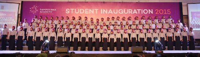 100 Siswa Berprestasi dari 12 Provinsi Bergabung di Sampoerna Academy