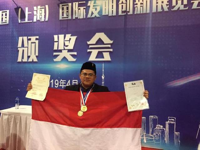 Indonesia Sukses Raih Medali di Kompetisi Inovasi Internasional