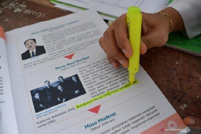 Kemendikbud Revisi Buku SD soal NU Era Penjajahan