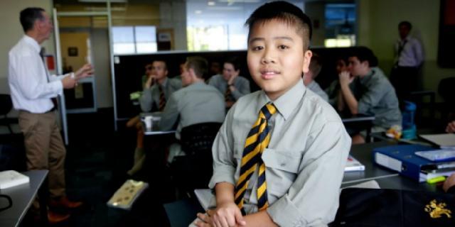 Jonah Soewandito, Bocah Jenius Australia Keturunan Indonesia