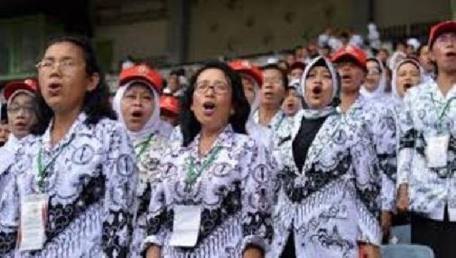 Minim Tenaga Pendidik, Indonesia Kekurangan 1,1 Juta Guru