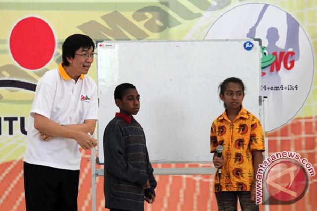 10 Siswa SD Ambon Ikut Pendidikan Lanjutan di Surya Institut