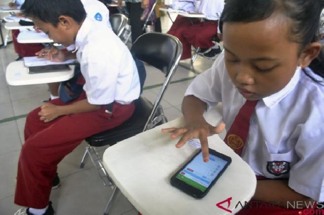 120 Sekolah Dasar Gunakan Smart City Edubox